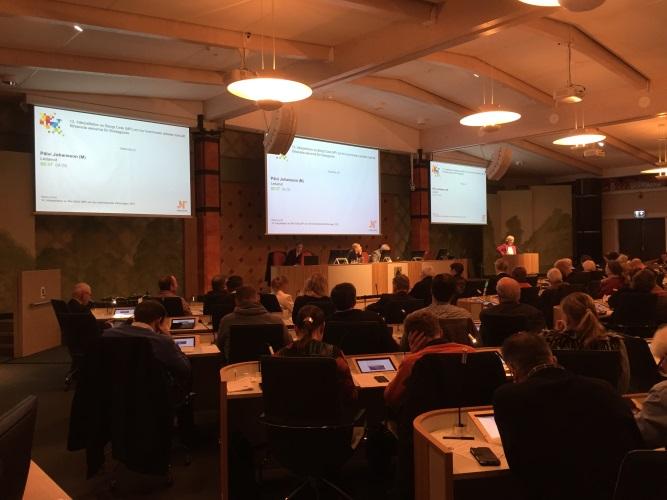 Norrköpings kommun sessionssal